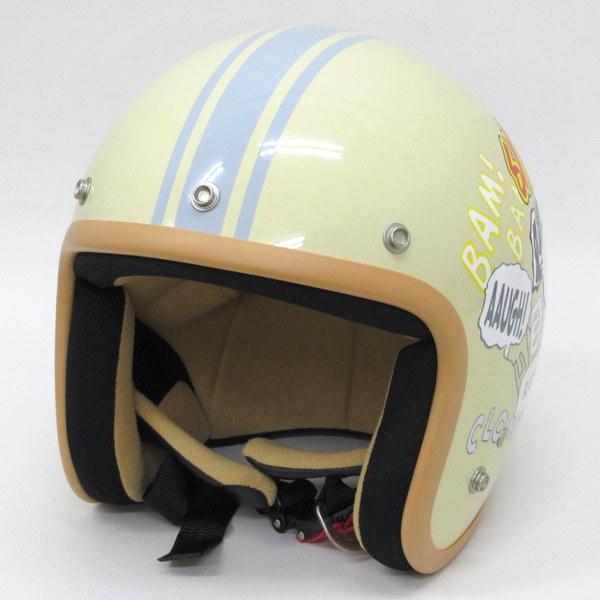 アークス スヌーピー ジェットヘルメット