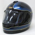 Arai アライ ビンテージヘルメット 1991年製 ネイビー フルフェイス ヘルメット