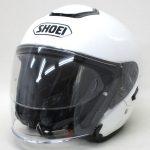 SHOEI ショウエイ J-CRUISE ホワイト ジェット ヘルメット