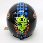 株式会社ブルジュラ社販売「ONE PIECE」サボ ジェットヘルメット