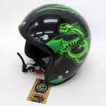 株式会社ブルジュラ社販売「ドラゴンボール」神龍(シェンロン) ジェットヘルメット