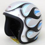 立花 PHERROW'S Bumblebee ジェットヘルメット