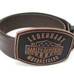 Harley-Davidson レザーベルト