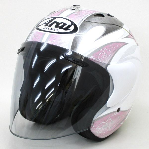 Arai アライ SZ-Ram4 KAREN ピンク ジェット ヘルメット
