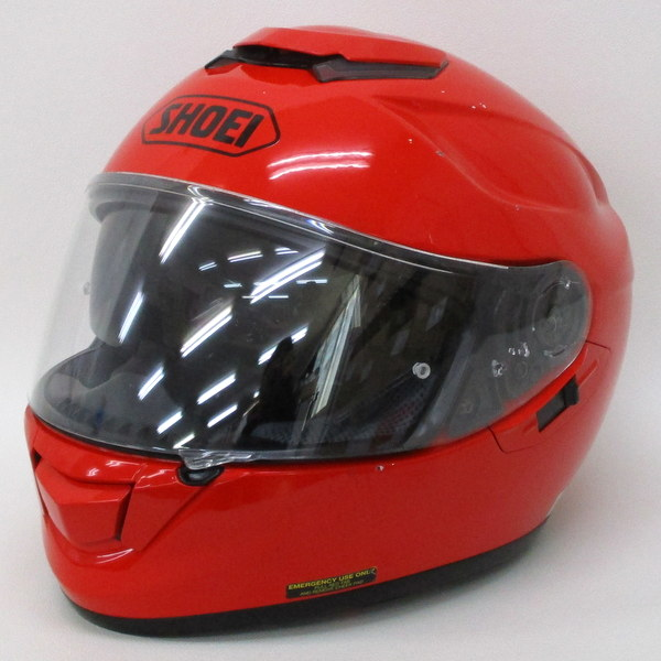 SHOEI GT-Air レッド